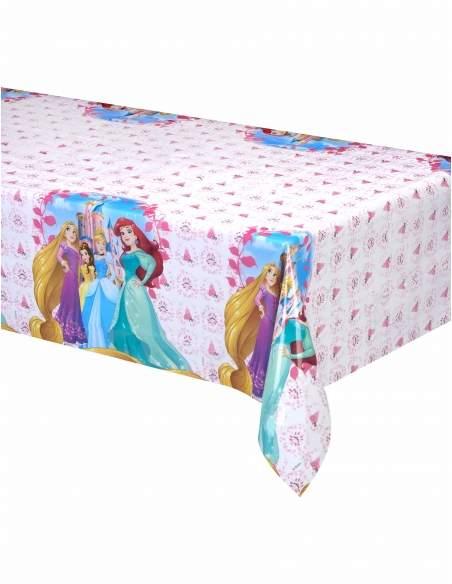 Pack décoration d'anniversaire Cendrillon princesses Disney Biogato - 4