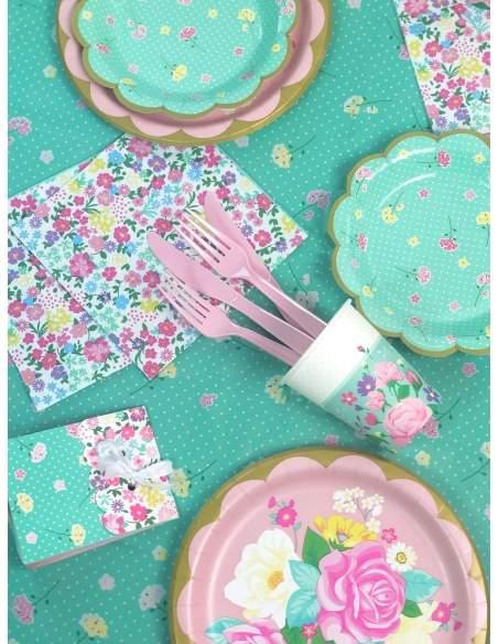 Pack décoration d'anniversaire adulte ou fête des mères Biogato - 2