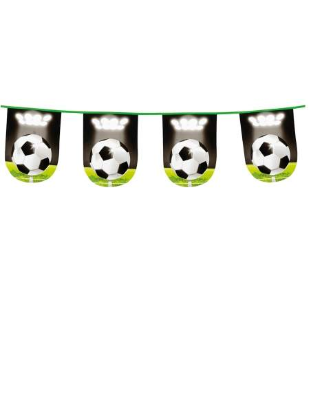 Pack décoration d'anniversaire football Biogato - 5