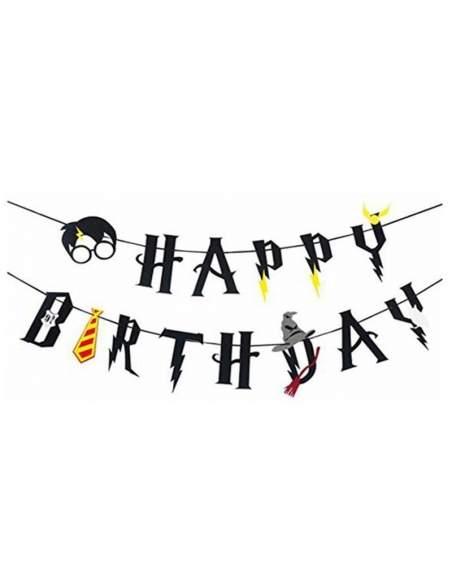 Pack décoration d'anniversaire Harry Potter Biogato - 3
