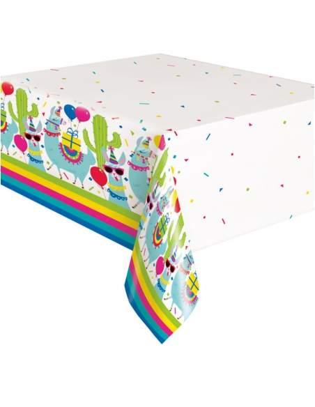 Pack décoration d'anniversaire Lama cool et festif (adolescent, adulte) Biogato - 4