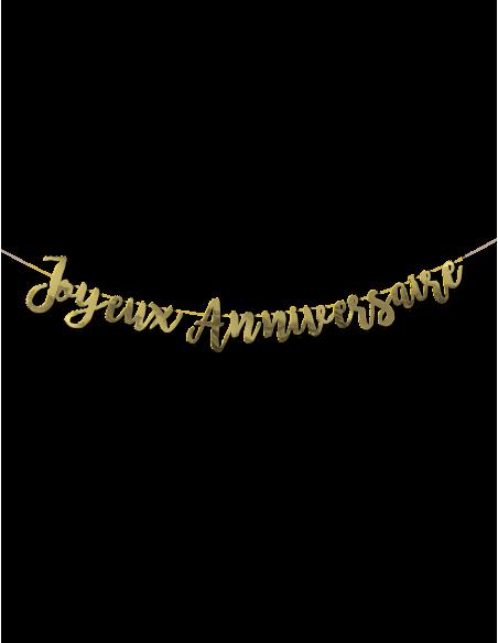 Pack décoration d'anniversaire licorne unicorn Biogato - 6