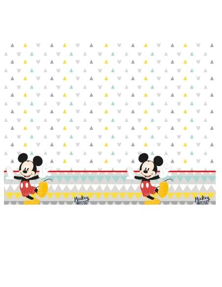 Pack décoration d'anniversaire Mickey Biogato - 2