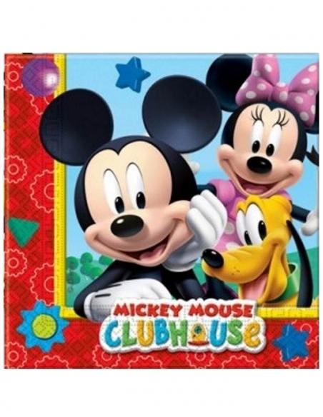 Pack décoration d'anniversaire Mickey Biogato - 3