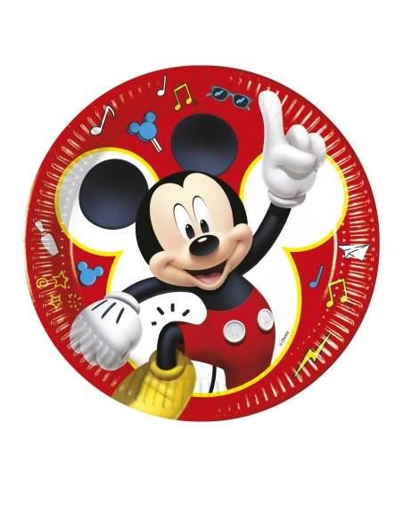 Pack décoration d'anniversaire Mickey Biogato - 4