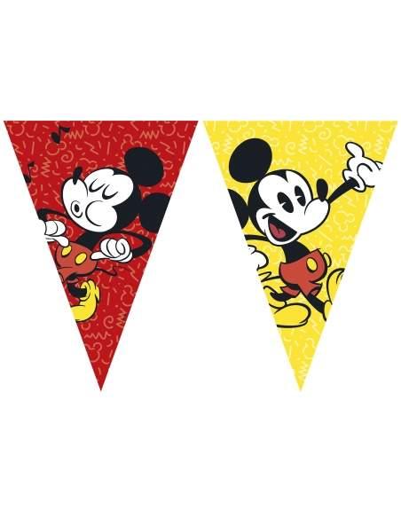Pack décoration d'anniversaire Mickey Biogato - 6