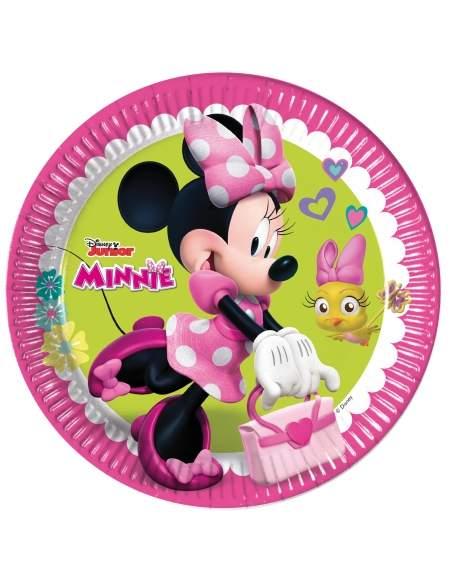 Pack décoration d'anniversaire Minnie Biogato - 3