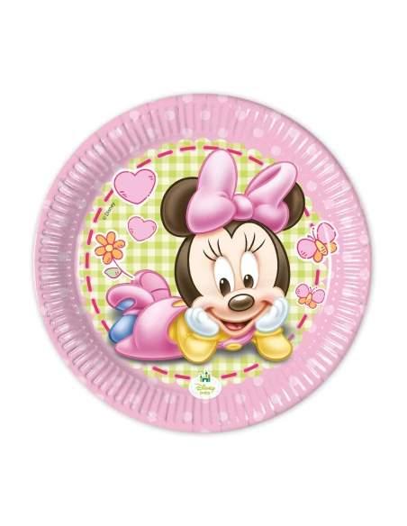 Pack décoration d'anniversaire Naissance Baby shower fille Biogato - 2