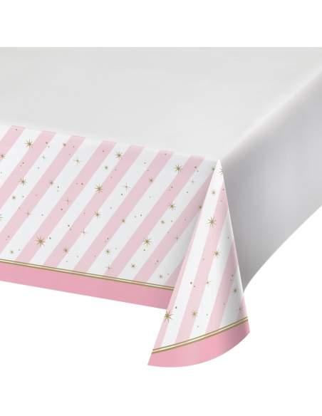 Pack décoration d'anniversaire Naissance Baby shower fille Biogato - 3
