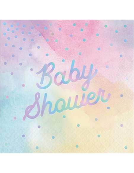 Pack décoration d'anniversaire Naissance Baby shower fille Biogato - 4