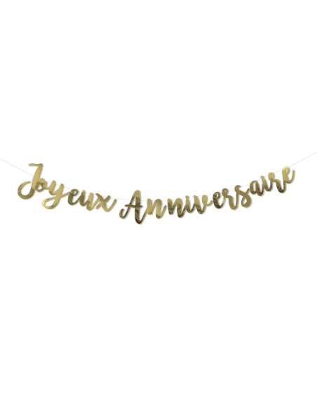 Pack décoration d'anniversaire Naissance Baby shower fille Biogato - 7