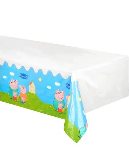 Pack décoration d'anniversaire Peppa pig Biogato - 2