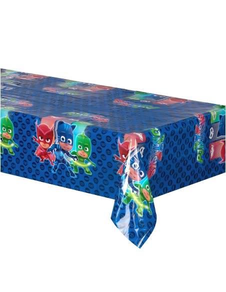 Pack décoration d'anniversaire Pyjamasque PJ Masks Biogato - 3