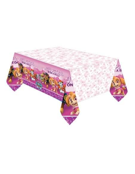 Pack décoration d'anniversaire Pat patrouille fille Stella et Everest Biogato - 7