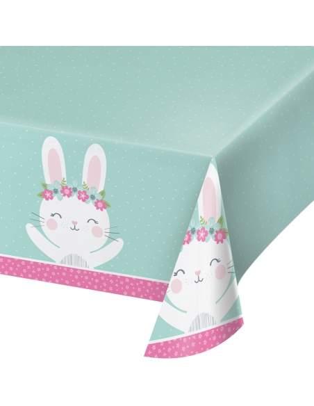 Pack décoration d'anniversaire Lapinou fille Biogato - 3
