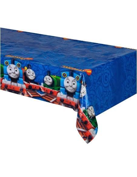 Pack décoration d'anniversaire Thomas le train et ses amis Biogato - 3