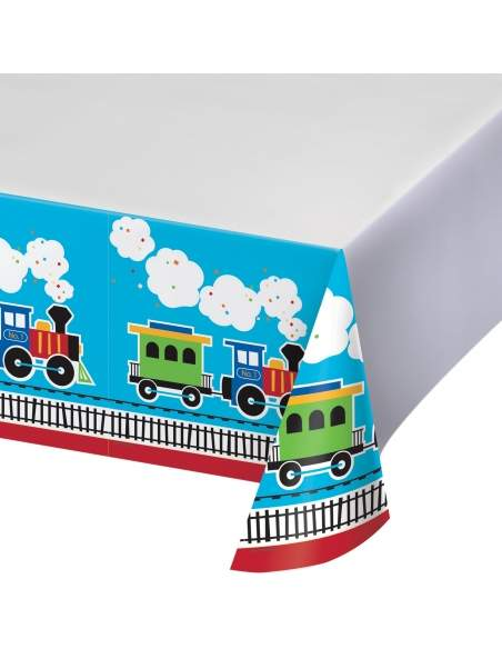 Pack décoration d'anniversaire Thomas le train et ses amis Biogato - 4