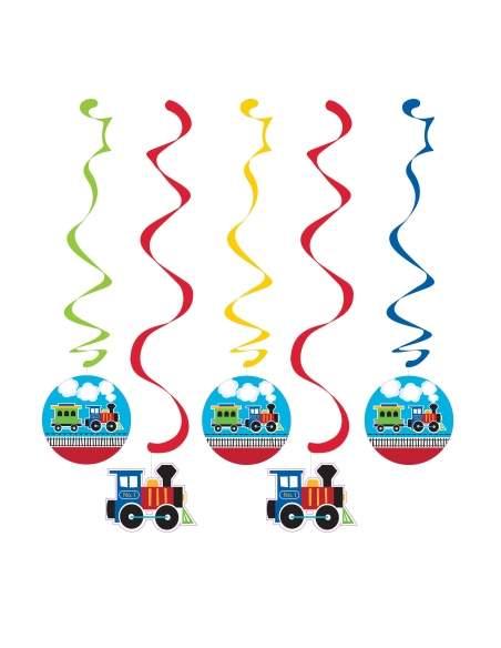 Pack décoration d'anniversaire Thomas le train et ses amis Biogato - 5