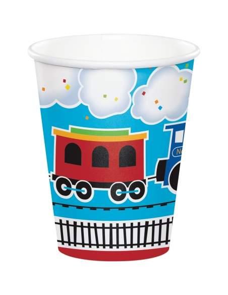 Pack décoration d'anniversaire Thomas le train et ses amis Biogato - 7