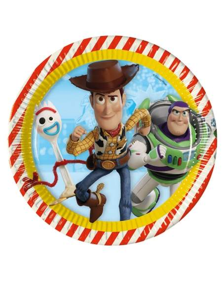Pack décoration d'anniversaire Toy Story Biogato - 2