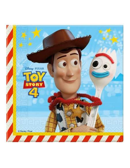 Pack décoration d'anniversaire Toy Story Biogato - 4