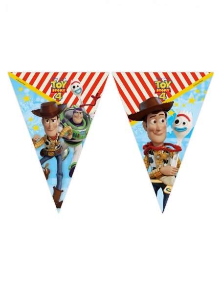 Pack décoration d'anniversaire Toy Story Biogato - 5