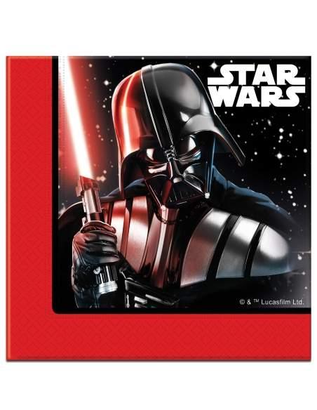 Pack décoration d'anniversaire Star Wars Dark Vador Biogato - 2