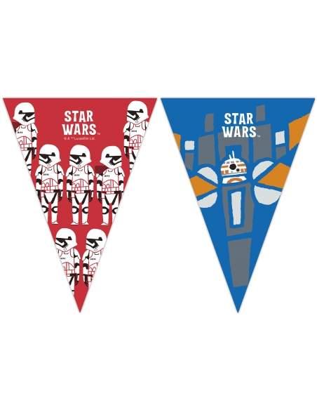 Pack décoration d'anniversaire Star Wars Dark Vador Biogato - 3