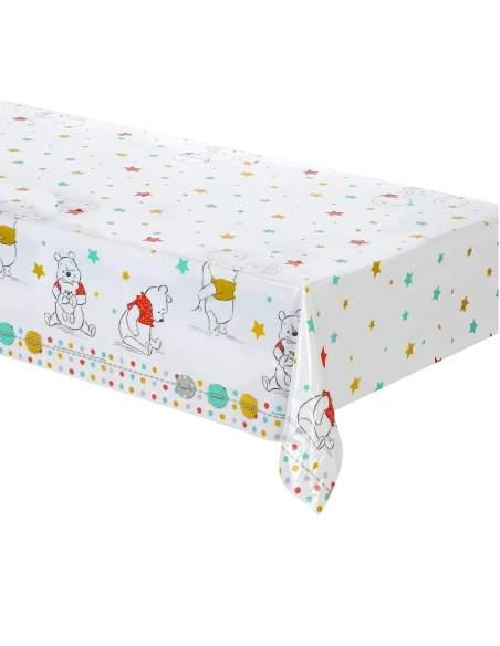 Pack décoration d'anniversaire Winnie l'ourson Disney Biogato - 4